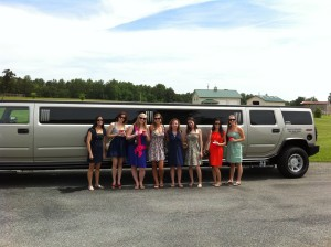 Hummer Limo Winery