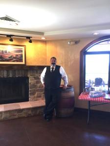 Johnny B's Limo wine tour