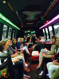 Johnny B's Limo Bus wine tour 4:2:16