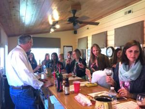 Laurel Gray wine tour 4:2:16