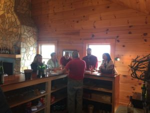 Limo NC Wine tour